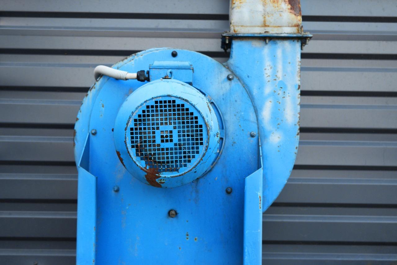 Wentylatory przemysłowe